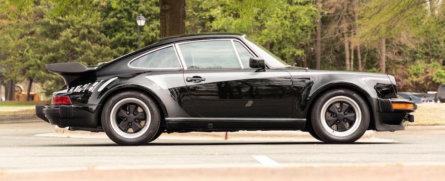 Porsche 930 Turbo for Sale at Amelia Island