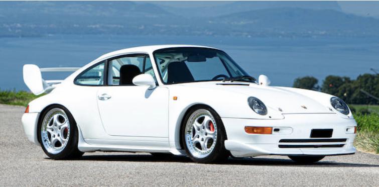 Porsche 911 993 Supercar