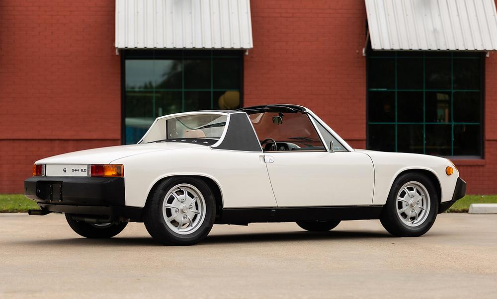 Best all-around Porsche 914