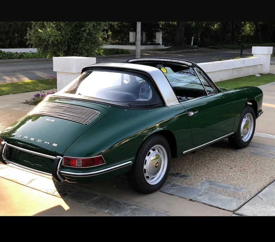 Porsche 912 Soft Window Targa for sale
