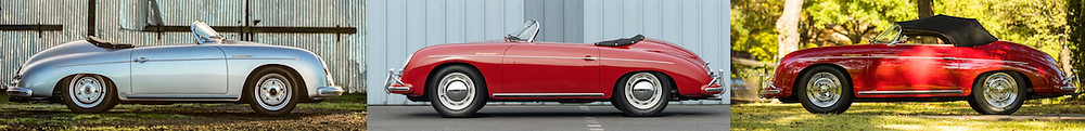 Porsche 356 Speedsters for sale
