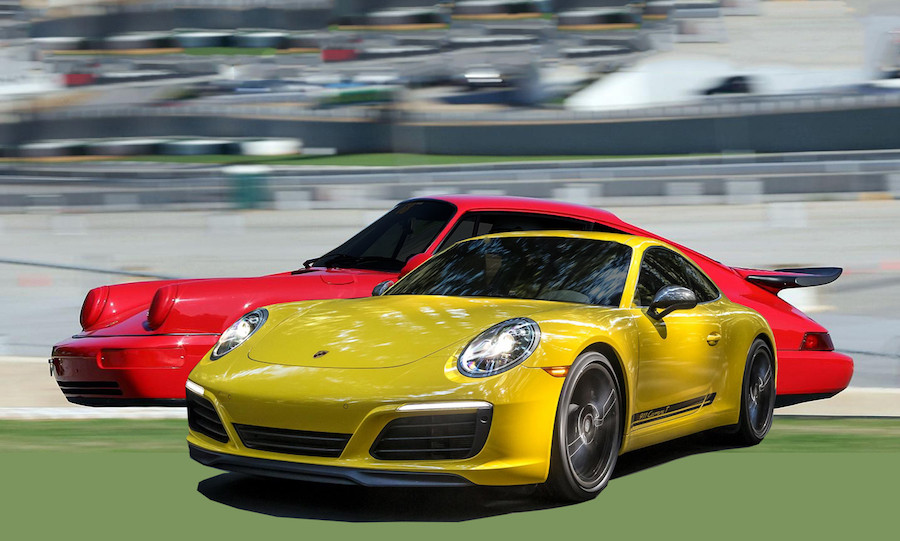 Porsche Carrera T, Porsche RS America