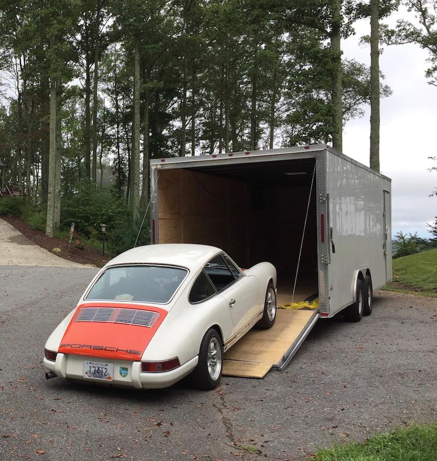 Porsche Inspection