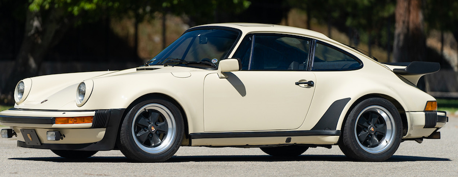 Al Holbert's Porsche 930 for sale