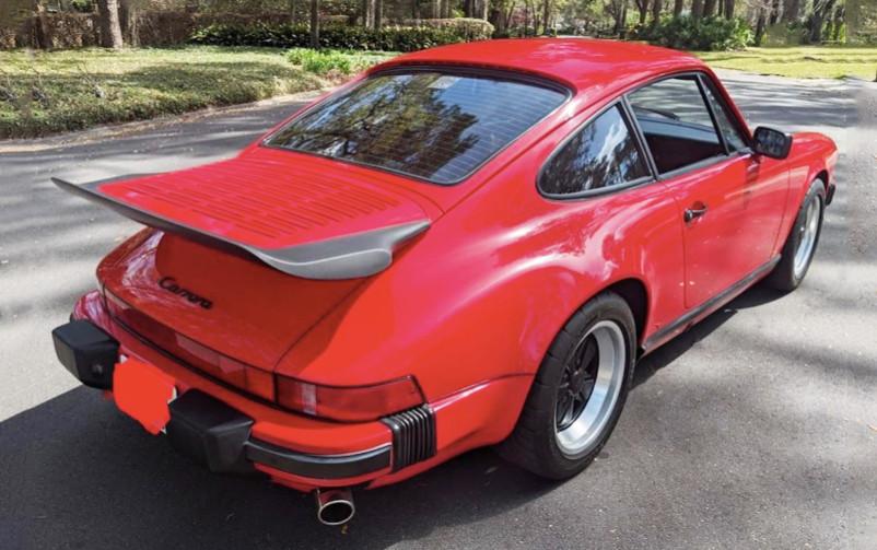 Porsche 911 G50 for Sale