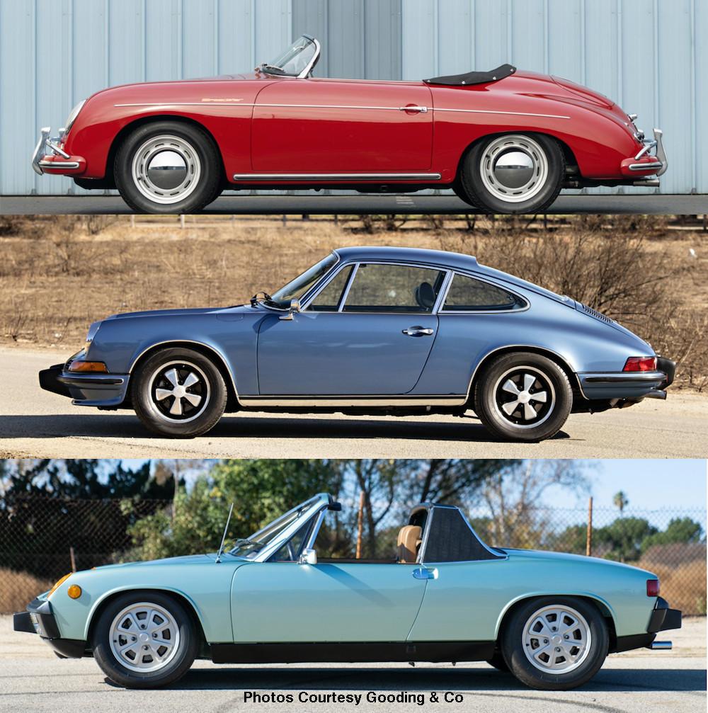 Porsches for Sale Scottsdale Auctions