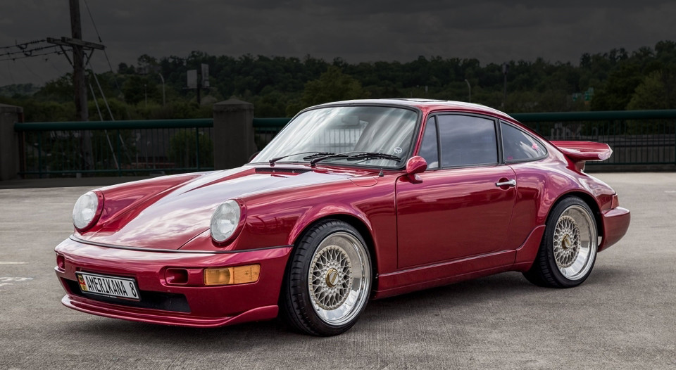 V-8 Powered Porsche 911 for Sale