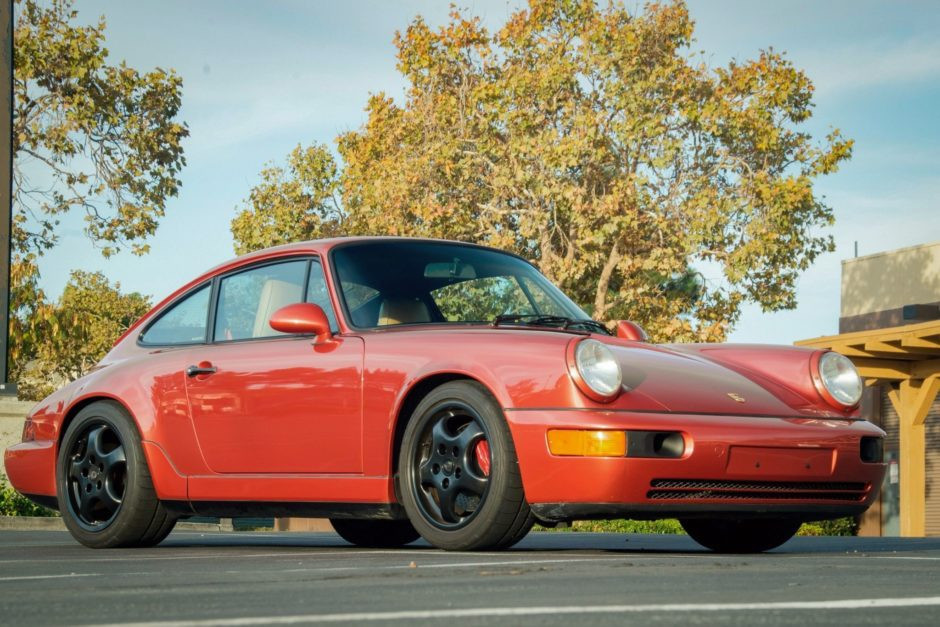 Porsche 911, Porsche 964 C2