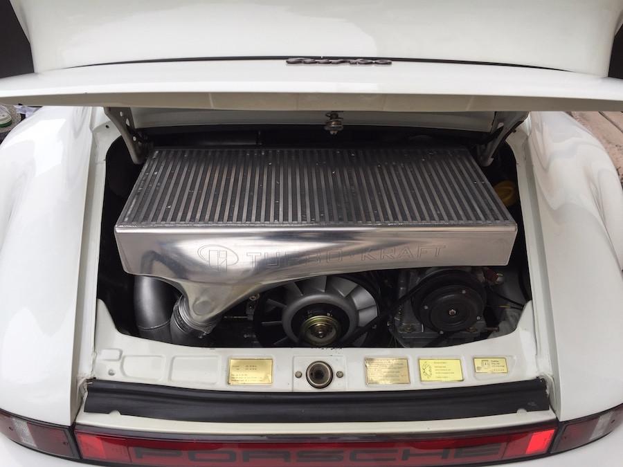Porsche 911 Turbo at DRT2020
