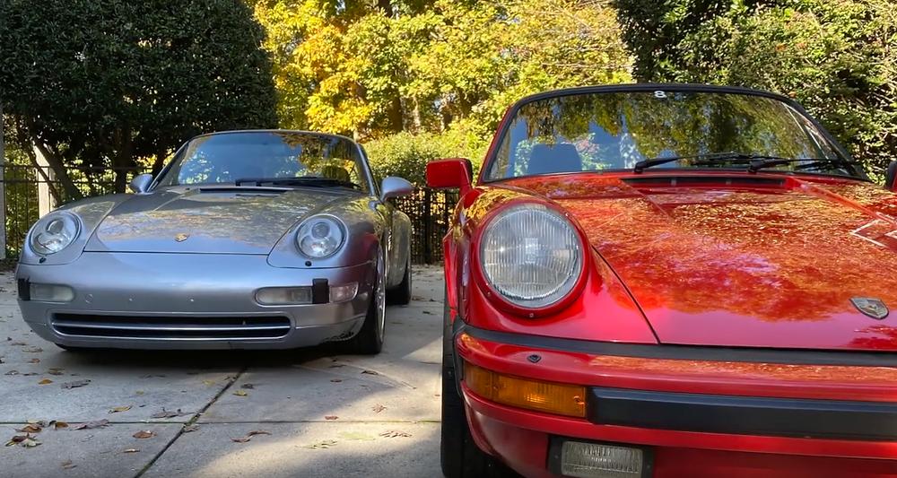 Porsche 911, air-cooled Porsche