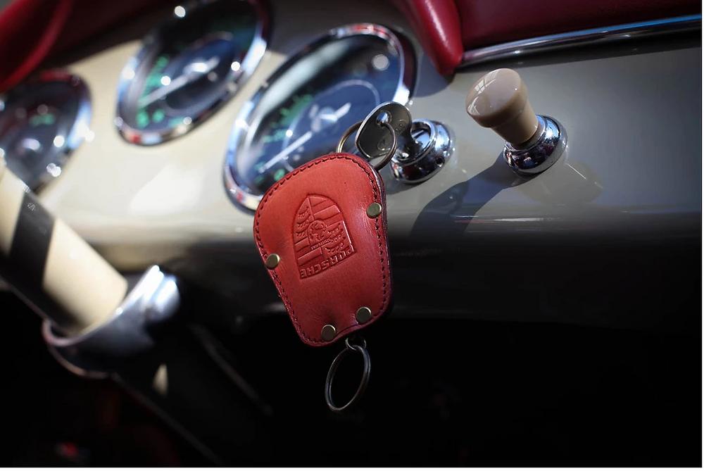 Porsche 356 Speedster Key Fob
