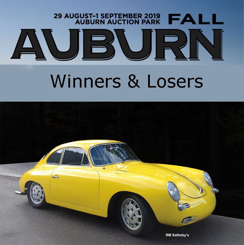 Porsche at Collector Car Auction