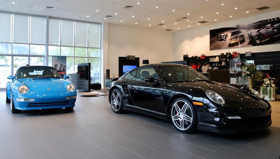 Porsche 911 Porsche 993 Cab Porsche 997