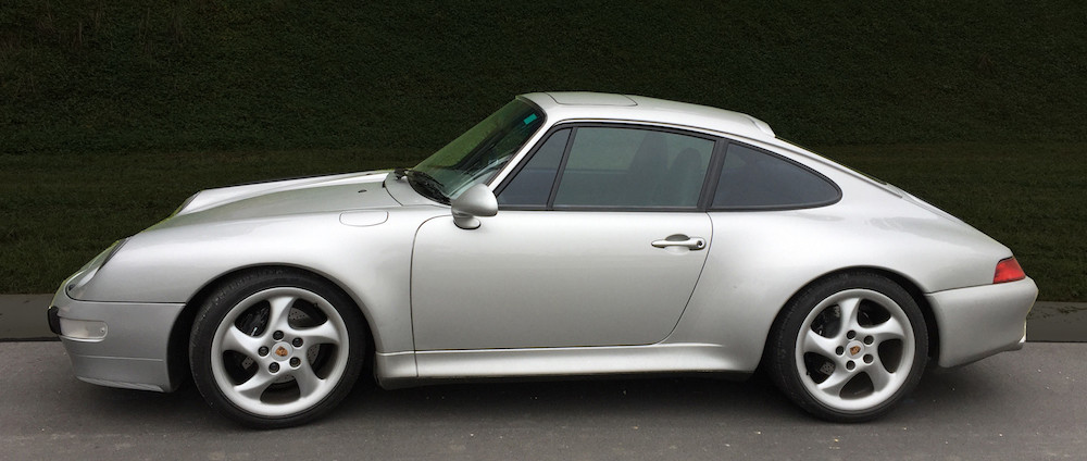 Air Cooled Porsche 993 for Sale