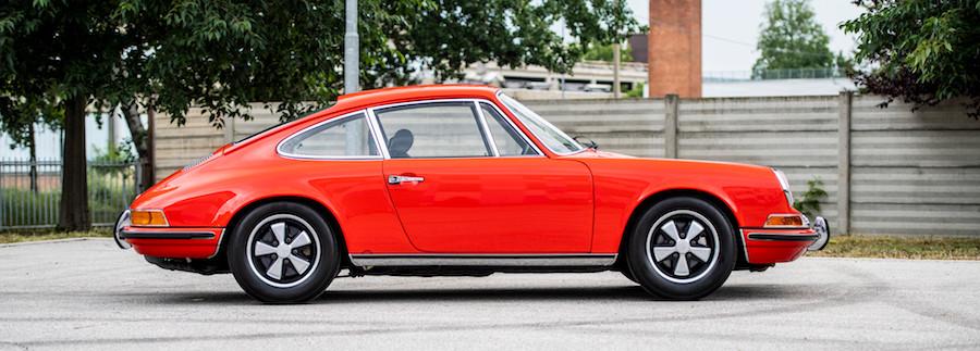 Air Cooled Porsche 911 for Sale