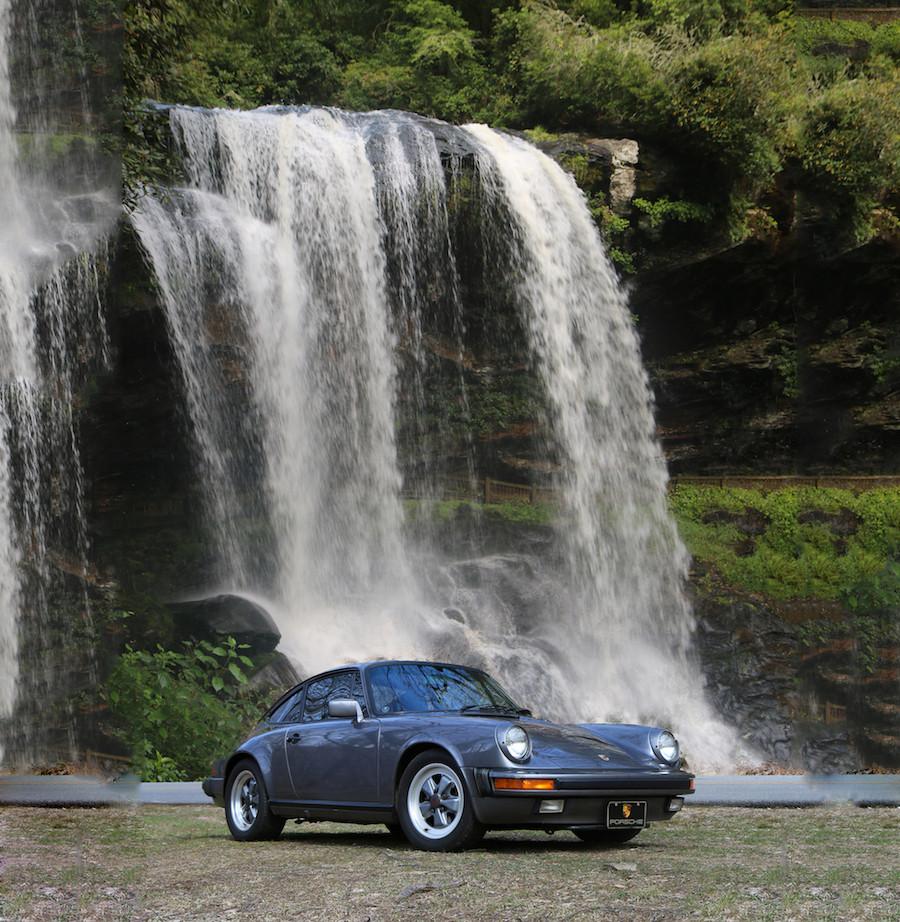 Porsche Carrera 3.2 driving tour