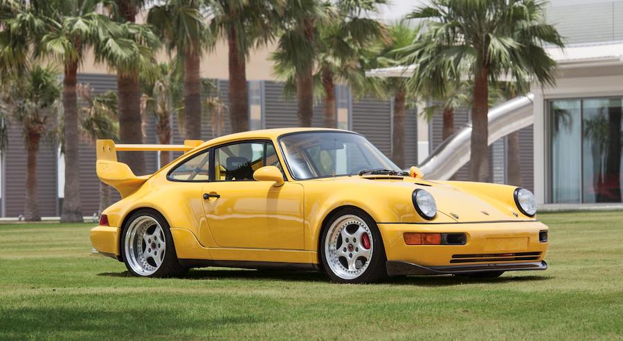 Porsche 964, Classic Porsche 911