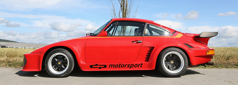 Porsche 930 Turbo Slantnose for Sale