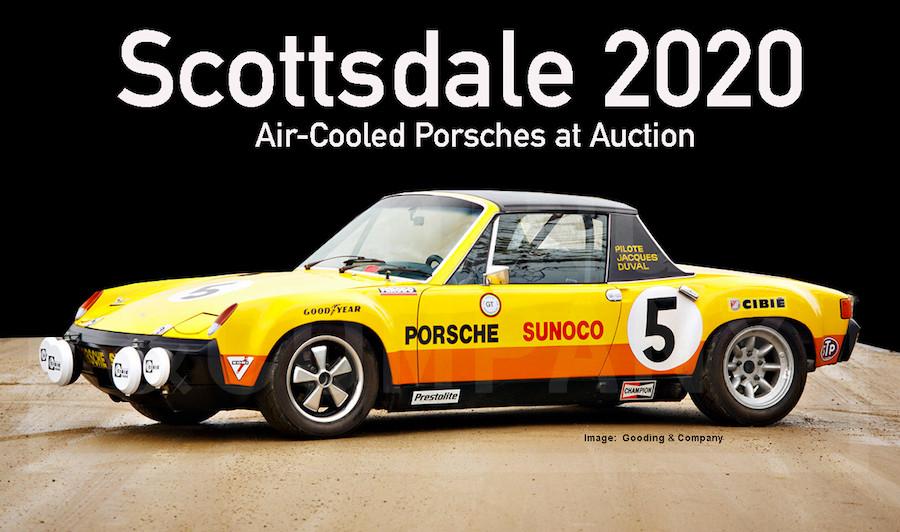 Porsche 914 Scottsdale