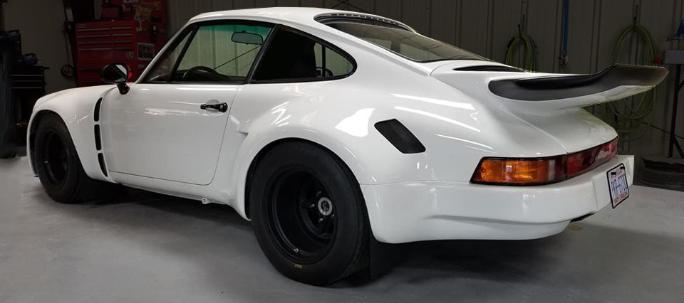 Porsche 911 Electric Conversion