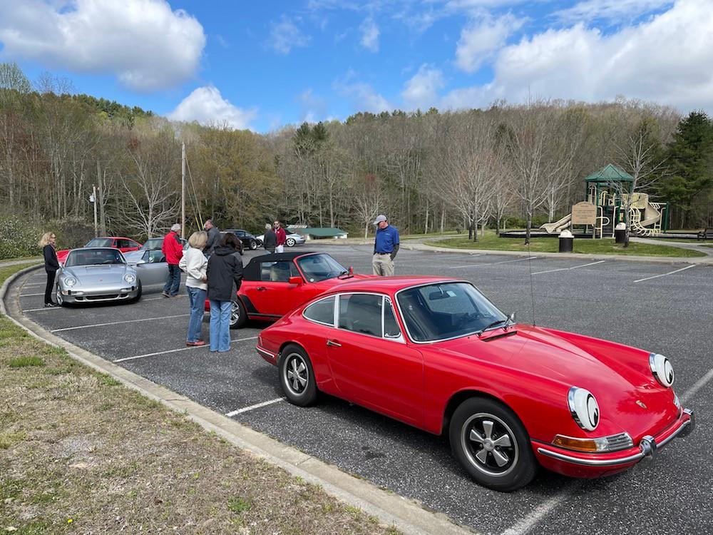 Porsche 912 Drive and Tour