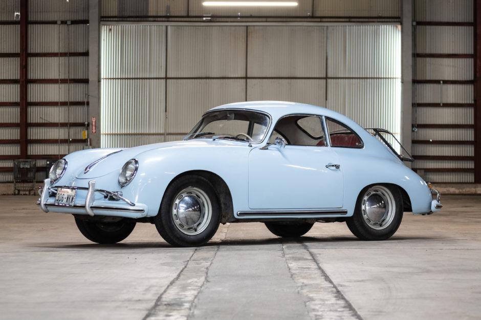 Porsche 356A Project for Sale