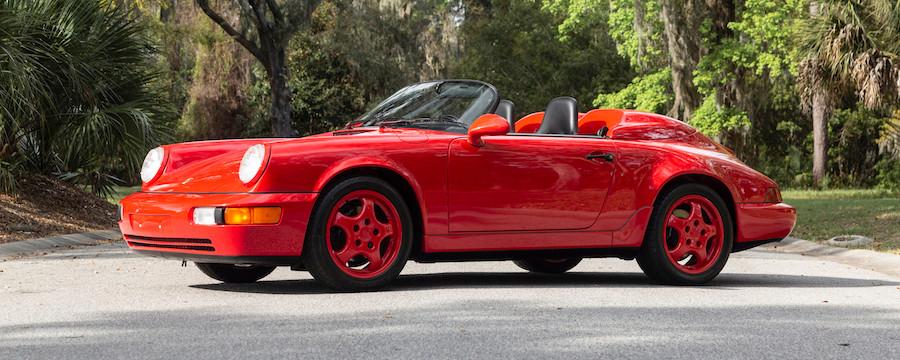 Porsche 911 Speedster for sale at Amelia Island