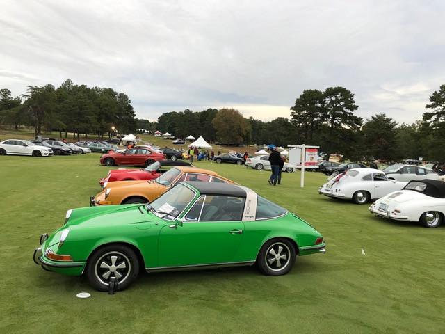 Classic Porsche 911, Euro Auto Festival