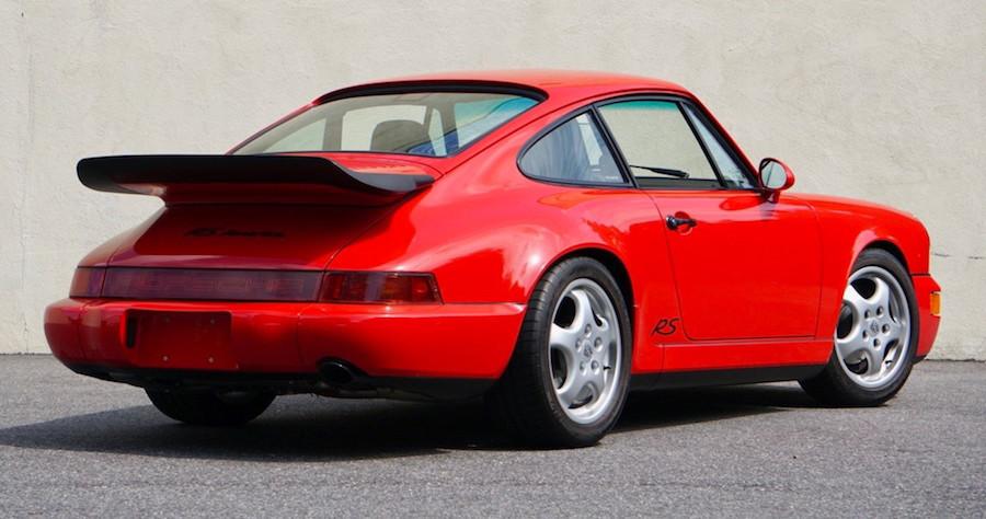 Porsche 911, Porsche 964
