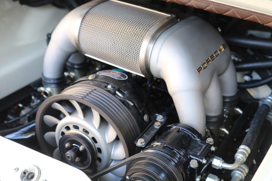 Porsche 911 Singer Engine at DRT2020