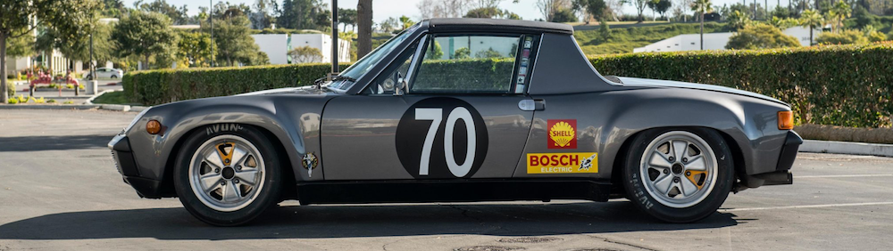 Porsche 914-6 for sale