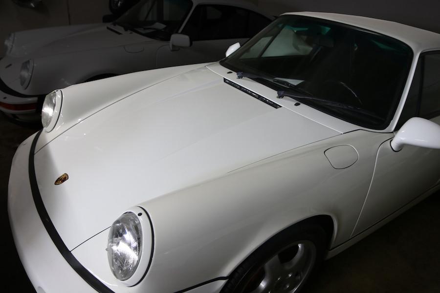 Buying a Porsche RS America