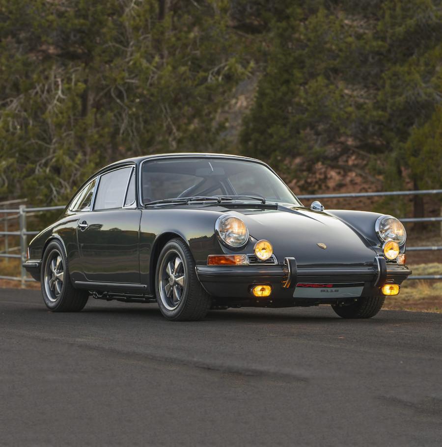 Porsche 911S for sale