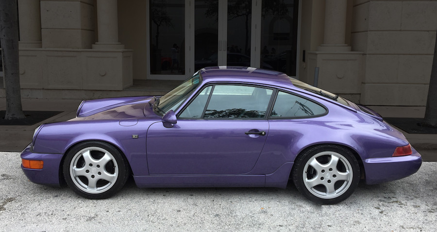 Classic Porsche 964 911