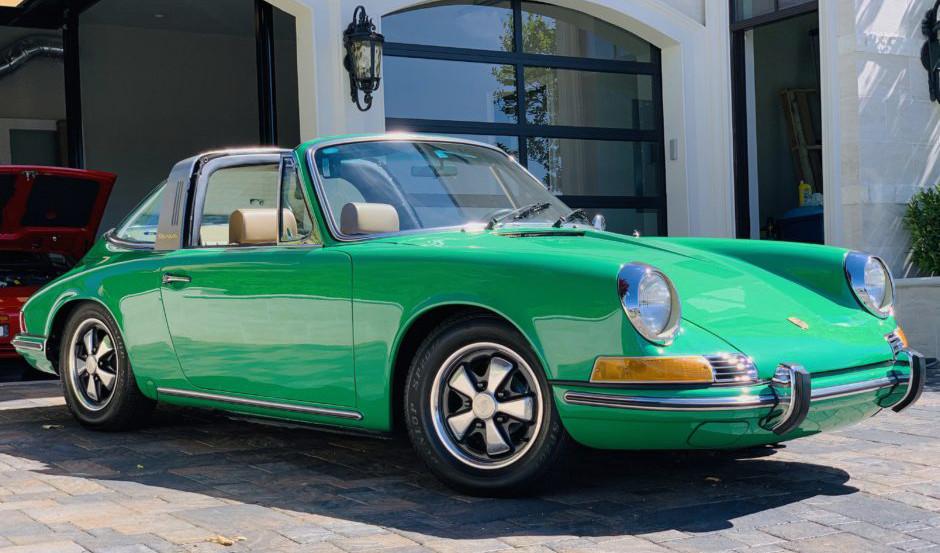 Porsche 911T Targa for sale