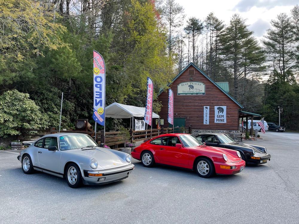 Porsche 911, Porsche 964, Porsche 911SC