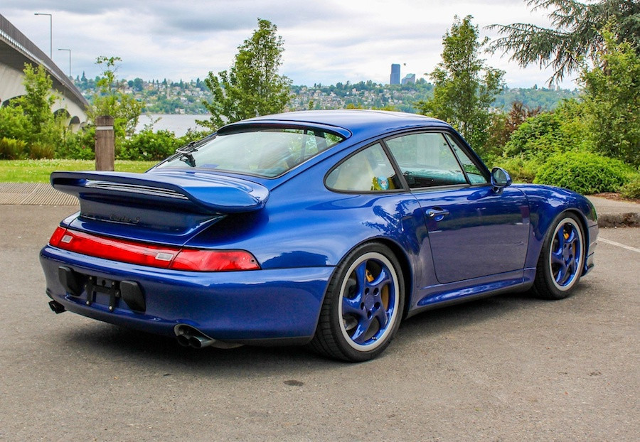 Porsche 993 Turbo S for sale