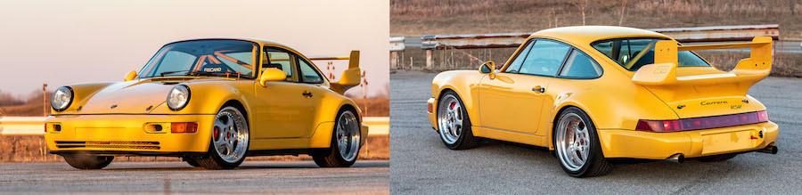 Porsche 911 RSR for Sale