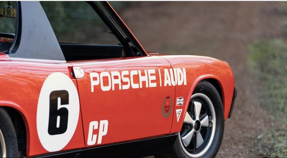 Porsche 914 Race Car Amelia 2020