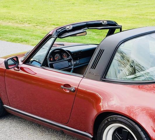 Porsche 911 Targa fro Sale