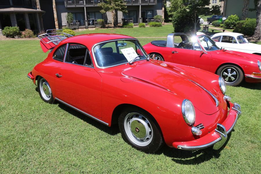 Porsche 356 SC Concours