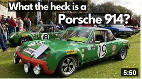 Porsche 914 video walkaround
