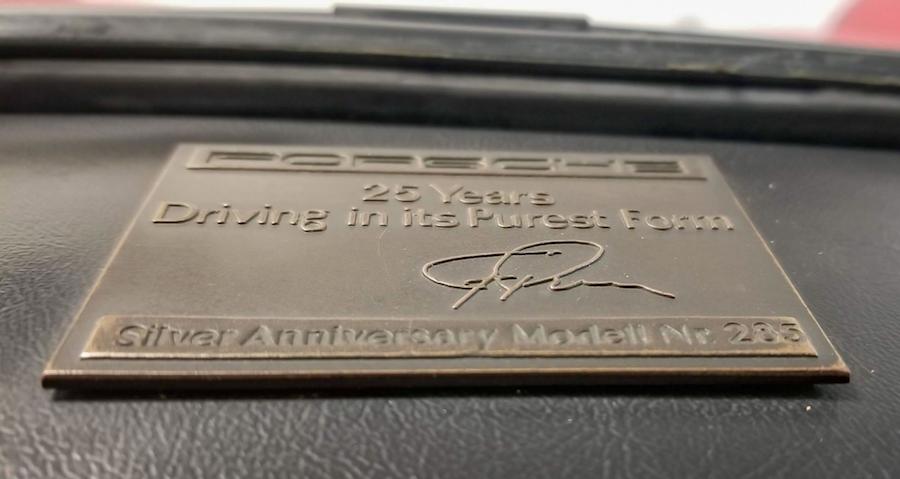 Porsche 911 Anniversary for sale