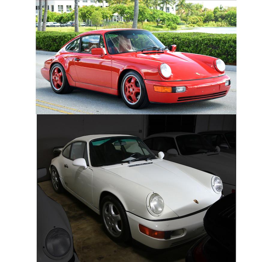 Porsche RS America, Porsche 964 for sale