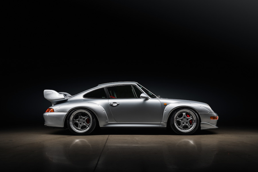 Porsche GT2 Twin Turbo Sale, RM Sotheby's