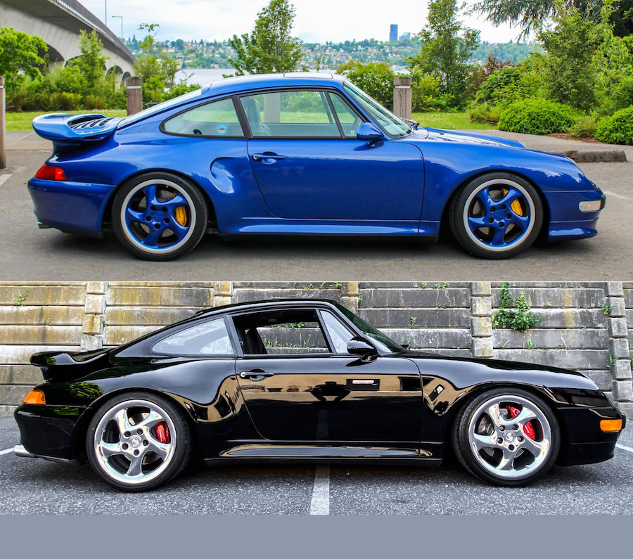 Porsche 993 Turbos