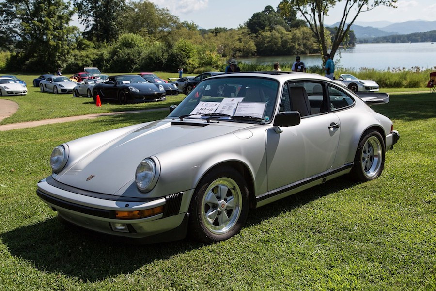 Porsche 911 Carrera Silver Anniversary