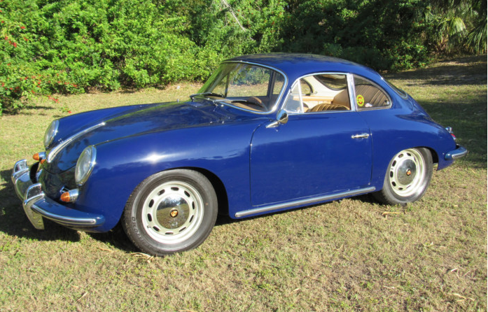 Affordable Porsche 356