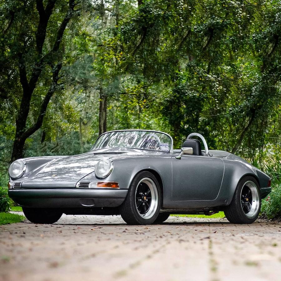 Air-Cooled Porsche Restomods