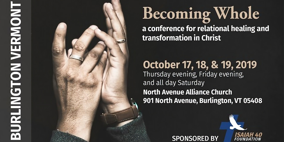 Becoming Whole Conference